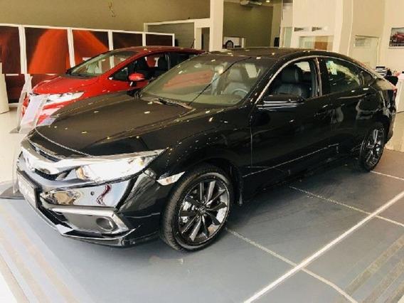 Honda Civic Exl 2.0 16v Flexone 4p Cvt Aut. Completo 0km2020