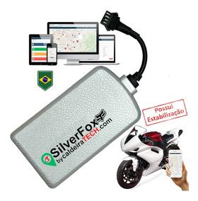 Mini Rastreador Veicular Gps Silverfox Rastreia Celular Pc