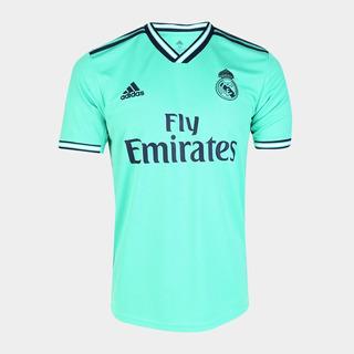 Camisa Real Madrid Third 19/20 S/nº Torcedor adidas Masculin