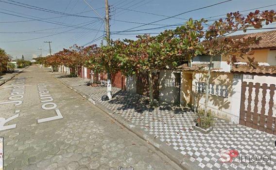 Casa Para Venda Por R$164.000,00 - Itaguaí, Mongaguá / Sp - Bdi18643