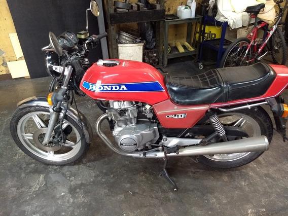 Honda Honda Cb 400 N