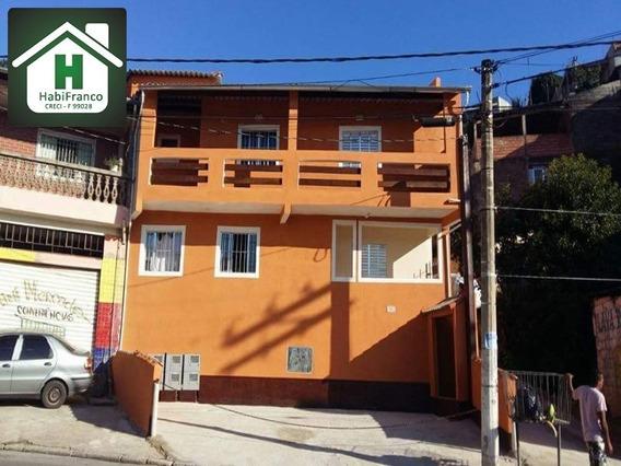 Casas Para Locação Em Franco Da Rocha, Região Excelente, Próximo Do Centro - Ca00279 - 34404461