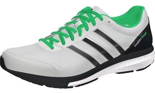 Zapato adidas Caballero Adizero Boston Boost 100% Original