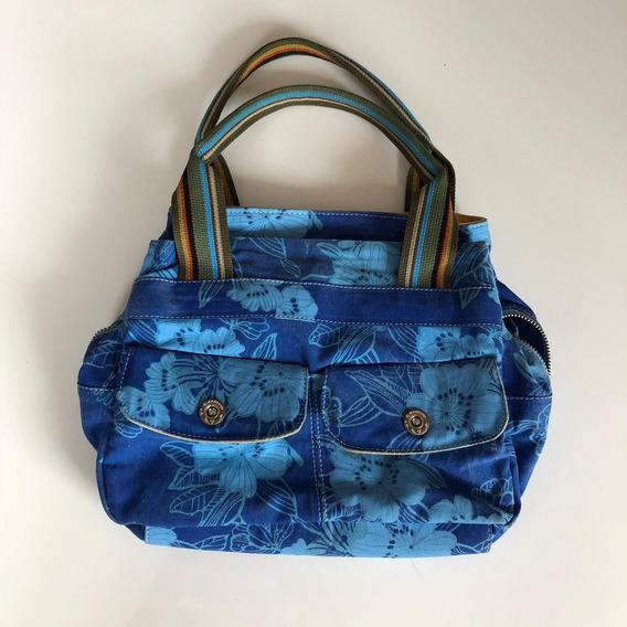 Bolsa Carmim Azul - Nova