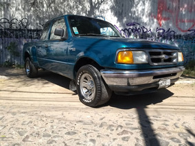 Ford Ranger Pickup Xlt V6 5vel Super Cab Mt 1997
