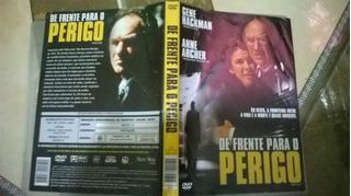 De Frente Para O Perigo Dvd Original Gene Hackman