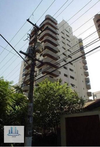 Imagem 1 de 1 de Apartamento À Venda, 204 M² Por R$ 1.700.000,00 - Moema - São Paulo/sp - Ap3892