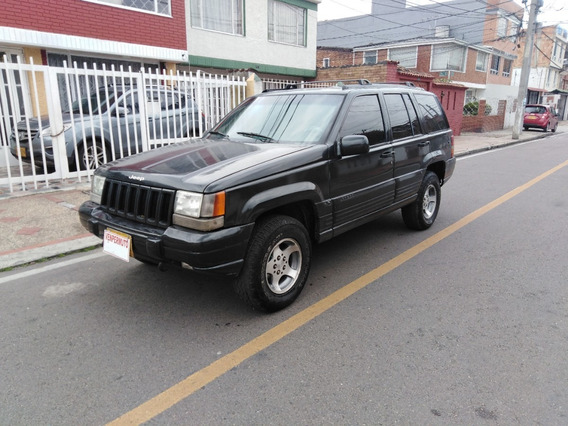 Jeep Grand Cherokee 4x4 Limited Automática 1996