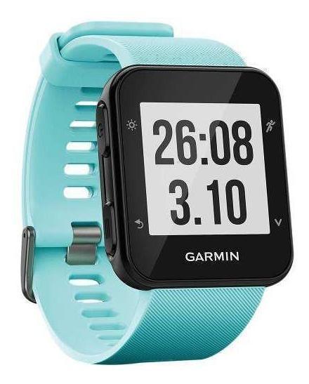 Smartwatch Gps Garmin Forerunner 35 Azul Calorias Corrida