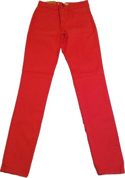 Calça Jeans Feminina Skinny Tng