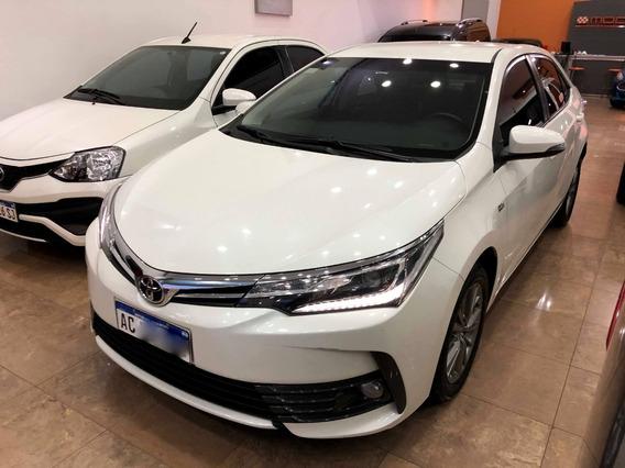 Toyota Corolla 1.8 Xei Pack Cvt 2018
