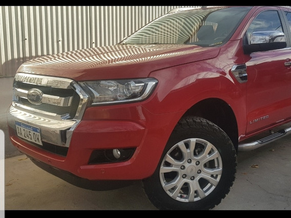 Ford Ranger 3.2 Cd 4x4 Limited Tdci 200cv At 2016