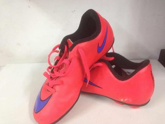 Zapatos De Fútbol Nike Talla 33.5