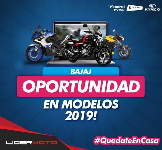 Nueva Bajaj Dominar 400-ug 12 Cuotas S/ Interés Lidermoto!