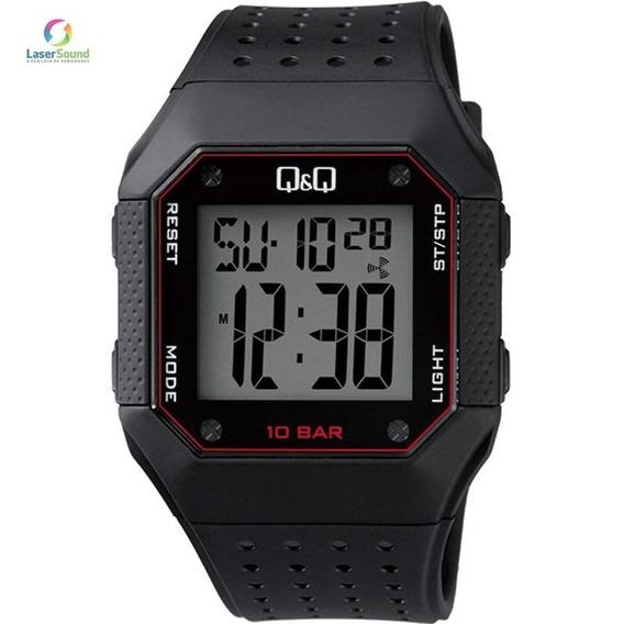 Relógio Q&q By Citizen Masculino M158j002y C/ Garantia E Nf