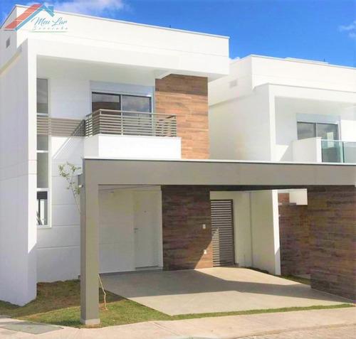 Casa A Venda No Bairro Jardim Karolyne Em Votorantim - Sp.  - Ca 107-1