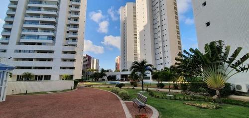 Imóvel Desocupado, Apto A Receber Visitas! Apartamento Com 3 Suítes À Venda, 150 M² Por R$ 930.000 - Aldeota - Fortaleza/ce - Ap1912