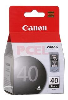 Tintas Canon 40 Y Tintas Canon 41