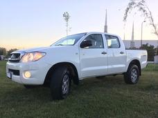 Toyota Hilux 4x4 Dx Pack 2.5 Td C/d 86.500 Km Vendo/permuto