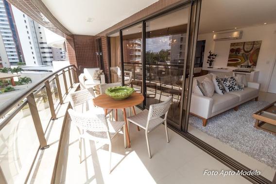 Apartamento Em Cocó, Fortaleza/ce De 177m² 4 Quartos À Venda Por R$ 1.400.000,00 - Ap161763