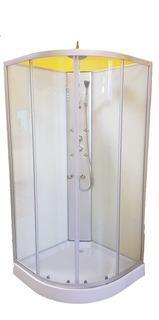 Box Cabina De Ducha C/escocesa, 90x90 Vidrio 5mm Oferta!!!