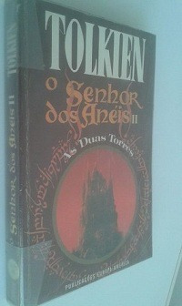 Senhor Dos Aneis - As Duas Torres Ii (2) - Raro - J. R. R. T