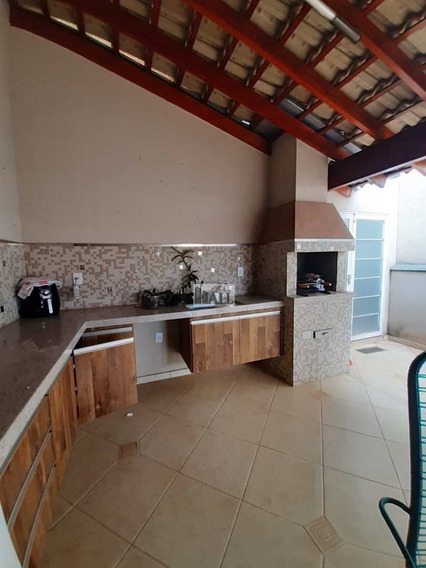 Casa À Venda Condomínio Village Damha Mirassol I, 185m², 2vgs, - V6955