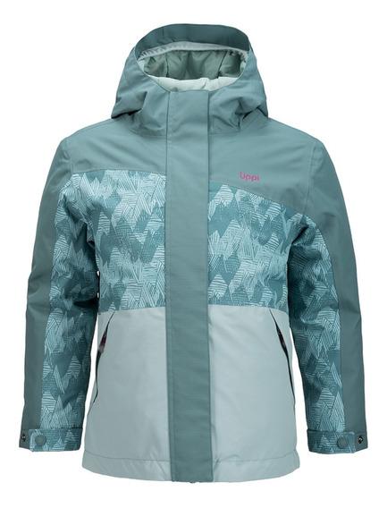 Chaqueta Niña Lippi Andes Snow B-dry Jacket Jade I19