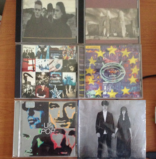 Cd Musica Original U2