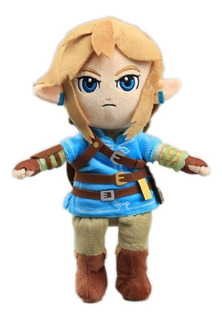 Nuevo Peluche Breath Of The Wild Link Leyenda Zelda Nintendo