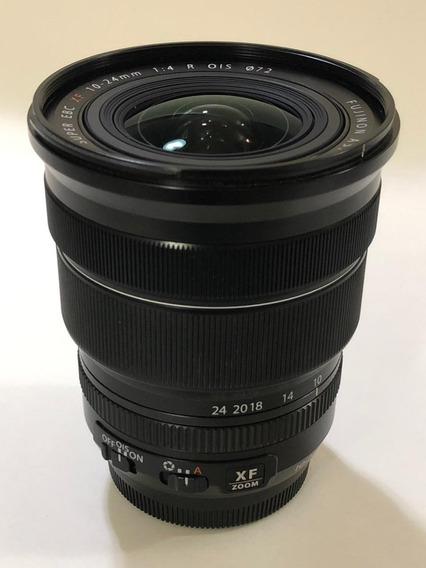 Objetiva Fujifilm Xf 10-24mm F4 R Ois Fujinon Fuji