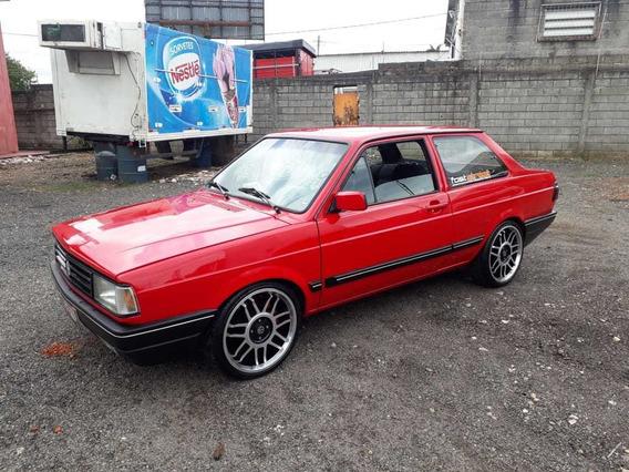 Volkswagem Voyage Gls Ano 1988 Turbo,aceita Troca !!!