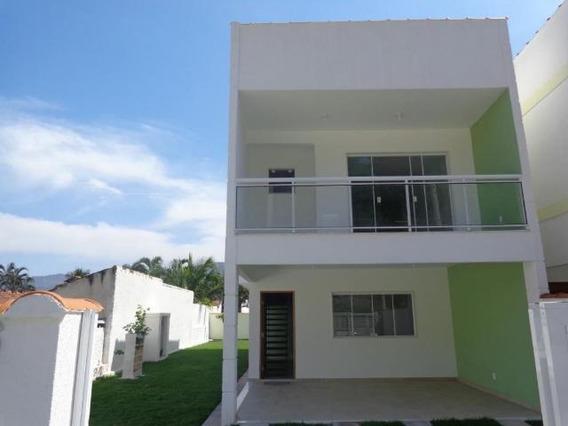 Casa Em Piratininga, Niterói/rj De 140m² 4 Quartos À Venda Por R$ 1.000.000,00 - Ca244432
