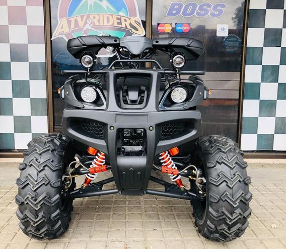 Cuatrimoto Boss Ranchero 250cc Mecánico 2020 0 Kls
