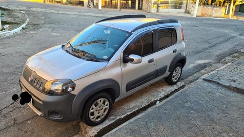 Imagem 1 de 9 de Fiat Uno 2013 1.0 Way Flex 5p