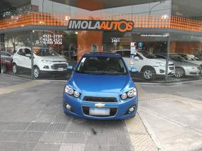Chevrolet Sonic 1.6 Ltz At 4 Puertas 2016 - Imolaautos -
