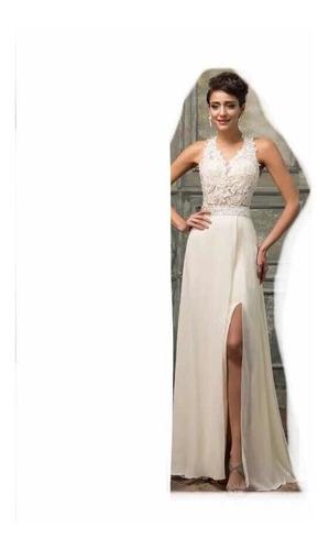 Vestido De Fiesta Formal Casamiento 15 Años Egreso Noche