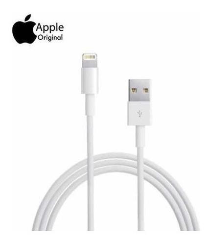 Cable Cargador Usb iPhone Original Apple 5 6 7 8 X Max 1m 2m
