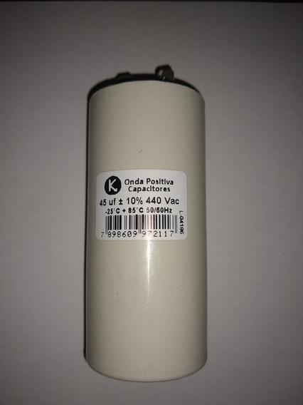 Capacitor 45 Uf 440