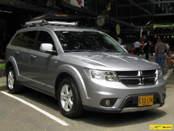 Dodge Journey Se 2400 Cc At 4x2 7 Psj