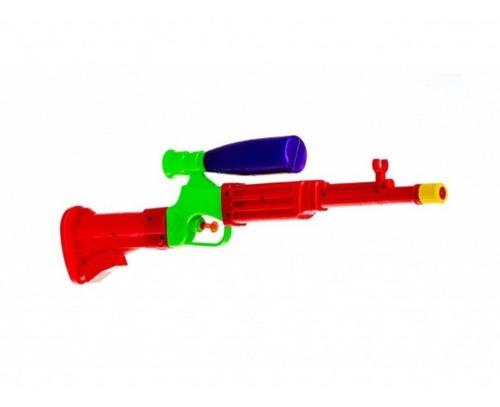 Pistola De Agua Rifle Super Divertida Niños Oferta