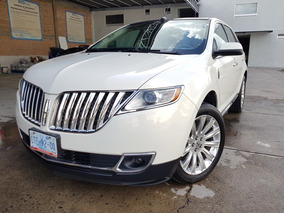 Lincoln Mkx V6 Awd Premier Piel Qc Nav 4x4 At 2013
