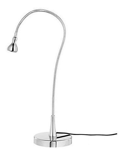 Ikea Jansjo Flexible Desk Work Lamp Lamp Light - Plateado