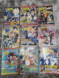 Revistas Ultra Jovem Antigas