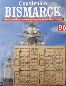 Coleção Construa O Bismarck Edição 96