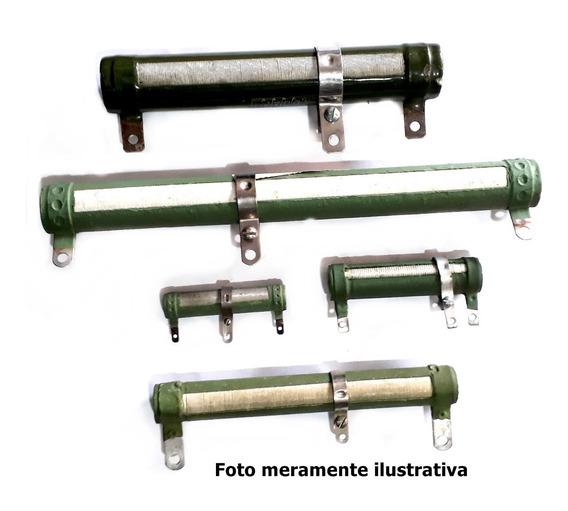 Resistor Fio Cerâmico Ajustável 270r X 50 W 10% Usado