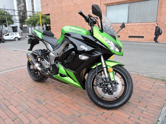 Kawasaki Z1000 Modeo 2012