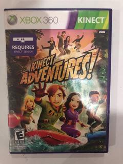 Videojeugo Original Kinect Adventures Aventura - Buen Estado