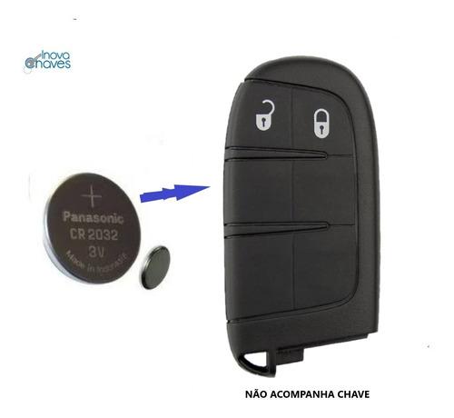 Imagem 1 de 3 de Bateria Original Chave Presença Jeep Compass Renegade