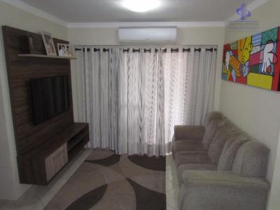 Apartamento Residencial À Venda, Ortizes, Valinhos. - Ap0863